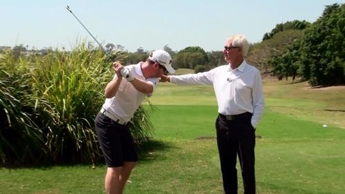 Gary Edwin and Brad Lamb