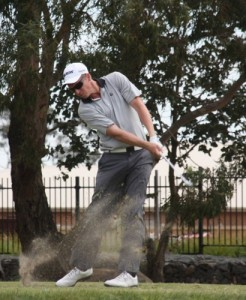 Taylor Cooper Leads At Futures Championship