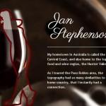 Jan Stephenson Wines