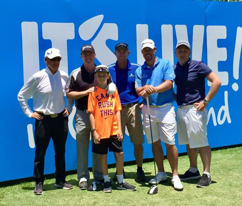 Lundberg and Sampling at PGA
