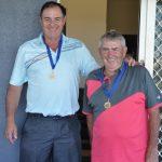 Ron Puatti & Col Matterson Shootout Champion