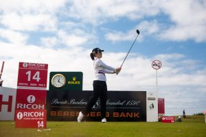 Rebecca Artis Womes British Open